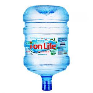 nước ion life 19L bình up