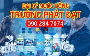 Đại lý giao nước uống Trường Phát Đạt