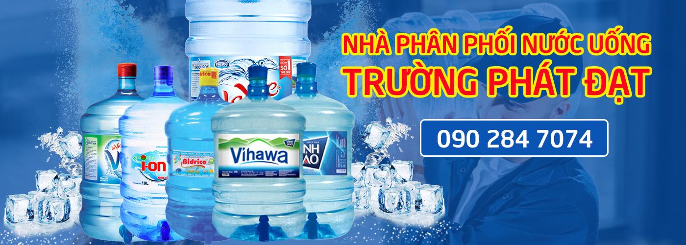 nhà phân phối nước uống Trường Phát Đạt