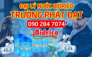 Đại lý nước uống Bidrico