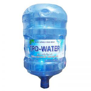 Nước tinh khiết TPD-Water 20L bình úp ngược